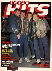 Smash Hits, April 17, 1980