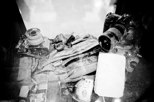 Fallen Photographer during the 9/11 attack