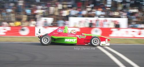 mrf race 323