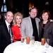 Michael Pavia, Board Member Mary Pavia, Jim Hannigan and Lori Proksa