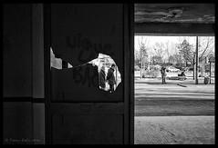 Nique la bac (tany_kely) Tags: street urban blackandwhite bw white black france building graffiti noir hole noiretblanc tag nb angoulême rue blanc decayed charente trou immeuble urbain poitoucharentes