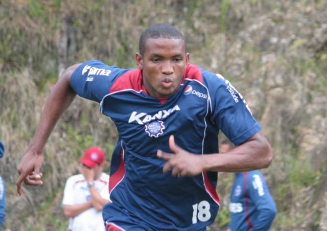 Palacios teve o nome publicado no BID da CBF. Crédito: Divulgação