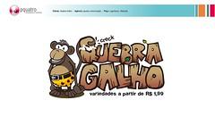 Logo Mascote (carlinhoskrieger) Tags: logo banana macaco desenho legal mascote vetor logomarca quebra quebragalho