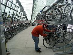 自転車の鍵を無くしたら ...