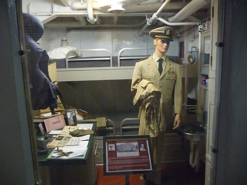 officer stateroom.