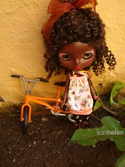 """10/365    MC: """"Não sei andar de bicicleta"""""""