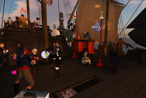 Winterfell Privateers Party