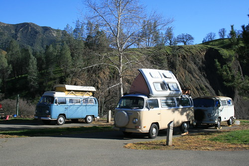 Cache Creek VW Camp Out