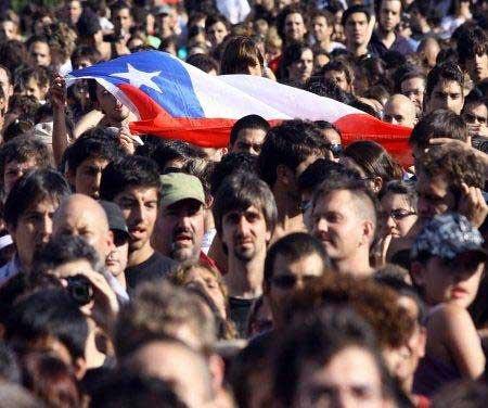 Festival Solidario - Argentina Abraza Chile