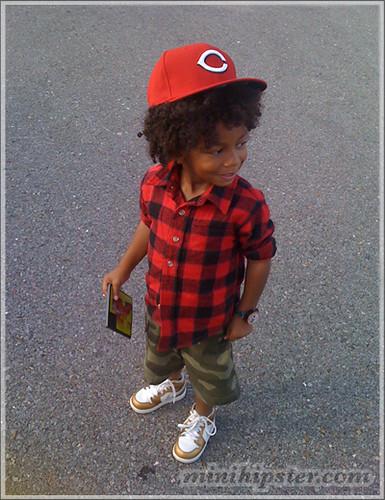 JAKAI. MiniHipster.com: children's childrens clothing trends, kids street fashion, kidswear lookbook