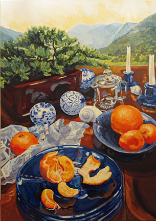 "HMCraig ""Clementines and Blue"""