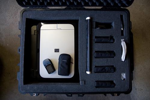 OpenStreetMaps in a box - a pelican case in fact