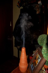 Incienso (Catwomancristi) Tags: humo incienso nikond40