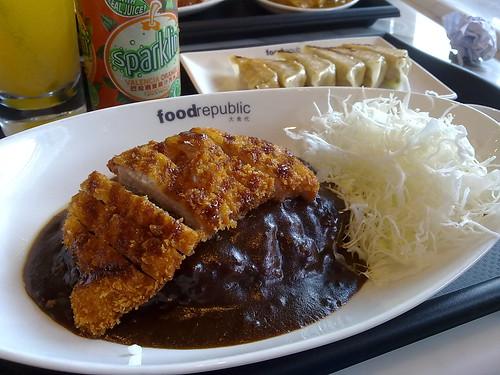 Pork Katsu Curry Healthy Class