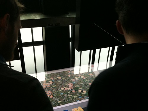 Interactive installation Ruhrmuseum (2)