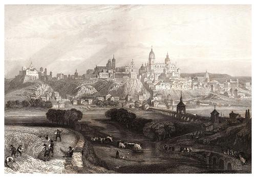 024-Salamanca-Voyage pittoresque en Espagne et en Portugal 1852- Emile Bégin