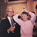 with Ben Rosen, 1985