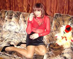 Redhead callgirl giggle (Julia Sweet) Tags: stockings drag pretty lingerie crossdressing tgirl transgender tranny transvestite crossdressers trans transexual pantyhose crossdresser crossdress nylon dildo strapon ladyboy shemale trannie corsetry trannies feminisation trannys tgirls nomen transexuals shemales tgurl feminised feminise boytogirl boy2girl transexualism boys2girls