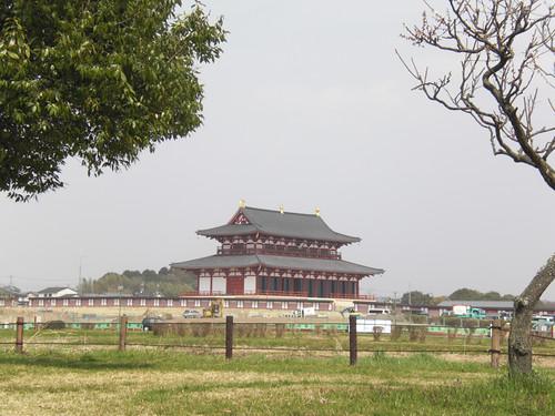 平城京 - 大極殿