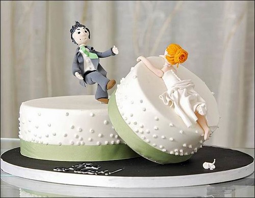 Divorce Cakes !!!