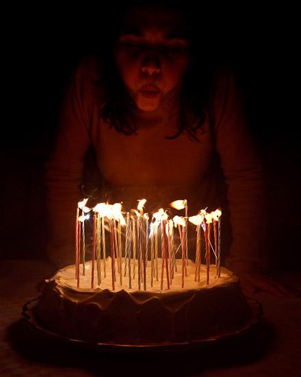 Forty Happy Birthday