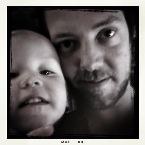 Gusten och pappa