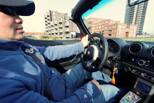 Avanade Sports Car