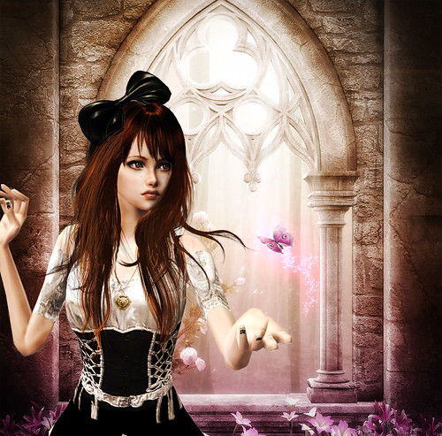 The way to wonderland by Enaya ♠.