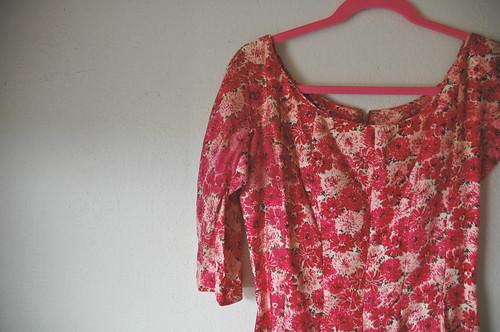 amazing vintage dress