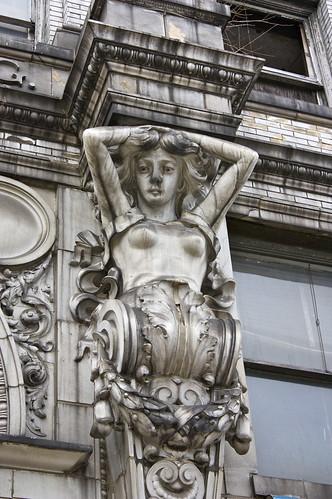 Murphy Building Facade