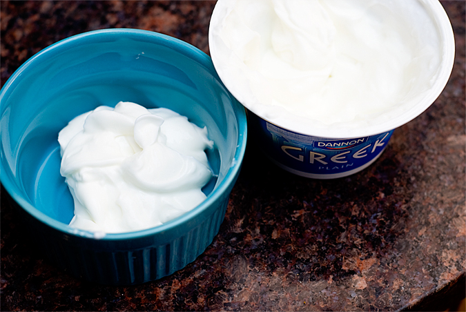 making yogurt 3-26-10  5