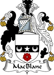 MacBlane Coat of Arms