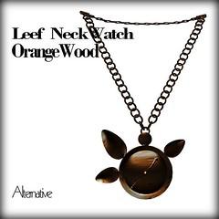 NeckWatch_OrangeWood