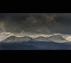 Crocknalaragah Aghla Mackoght Errigal (Reed Ingram Weir) Tags: ireland mountains lee filters donegal 200mm errigal nikond700 aghla mackoght reedingramweir crocknalaragah