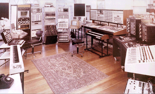Various EMS Synthi And The Composer LP