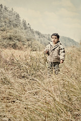 SAIF (irfan cheema...) Tags: china pakistan boy mountains texture kid shanghai son saif irfancheema familygetty2010
