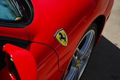 Ferrari F430 (Matthew Britton) Tags: auto city red orange detail cars car club matt nikon driving matthew fast meeting ferrari trends porsche kansas kc carbon nikkor fiber rs britton gt3 at 18135mm d40x