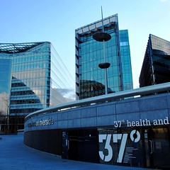 Un edificio en Londres
