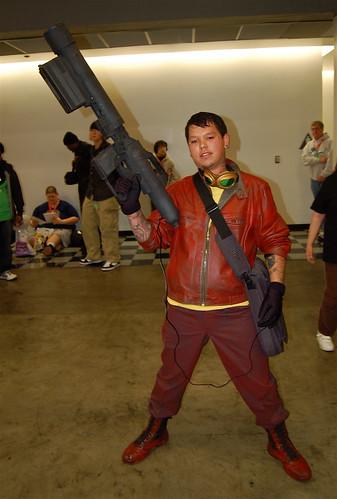 Wonder Con 2010: Shotaro Kaneda