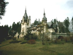 Peles castle - full view (Jana Weyts Photos) Tags: castles romania transilvania peles