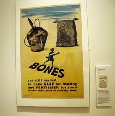 bones ministry of food iwm london