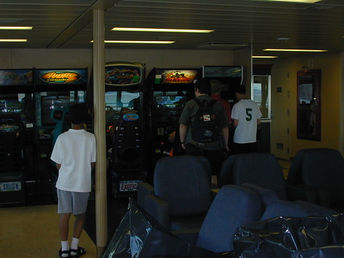 Ferry Arcade