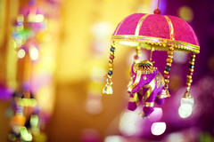 Indian Magic (FUNKYAH) Tags: colors bokeh indian elephants susuwa hennanight