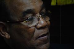 Fritz Cineas, embajador de Haití