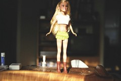 Sharpay    3 (Mike L2009) Tags: hot fashion movie doll barbie teen miniskirt highschoolmusical sharpay