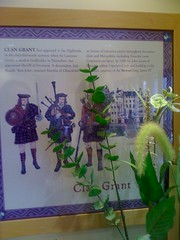 Clan Grant at Castle Urquhart