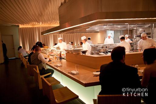 Morimoto Sushi bar