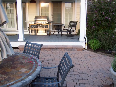 Awesome patio in md