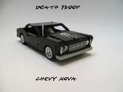 Chevy Nova SS (Death Proof)