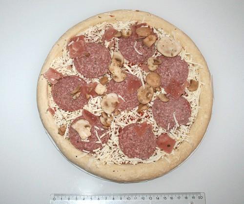 04 - Pizza ausgepackt